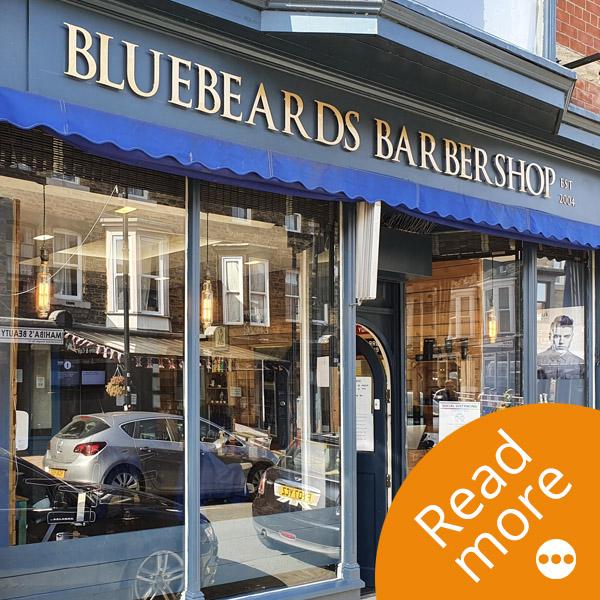 Bluebeards Barbershop