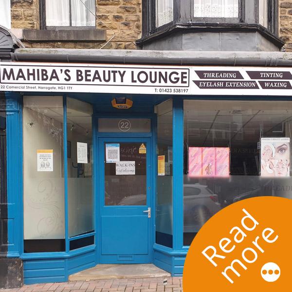 Mahiba's Beauty Lounge