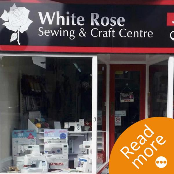 White Rose Sewing