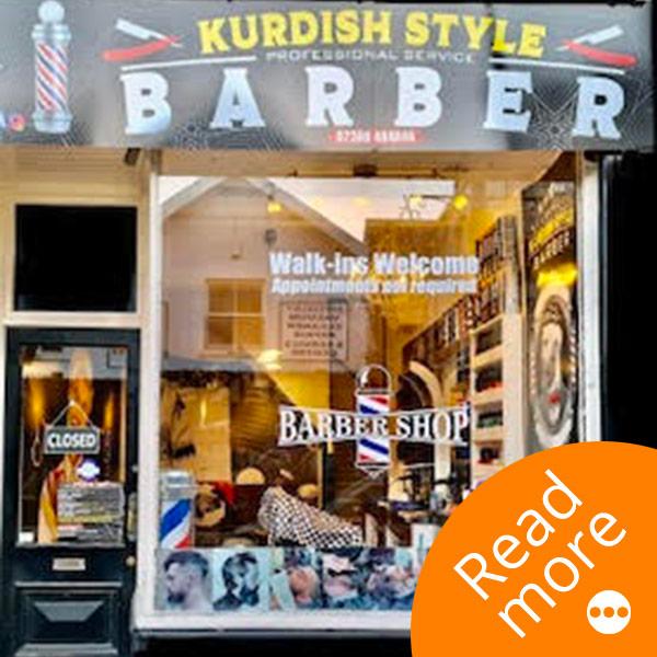 Kurdish Style Barber
